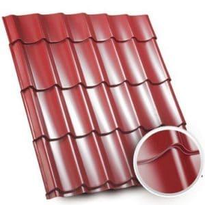 металлочерепица топаз цена
