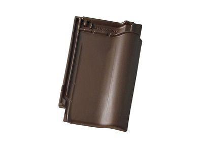 Braas Rubin 9V коричневый