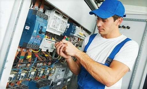 Монтаж электросети - Электрика под ключ