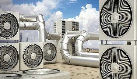 Промышленная система вентиляции Киев